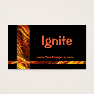Ignite Business Card