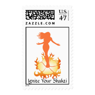 Ignite Your Shakti Stamp