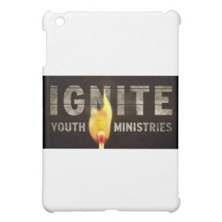 Ignite youth ministries cover for the iPad mini