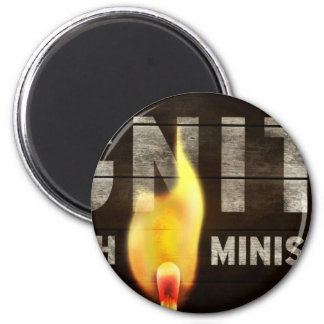 Ignite youth ministries fridge magnets