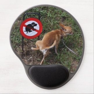 Ignorance Is Bliss Gel Mouse Pad