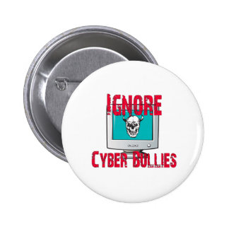 Ignore Cyber Bullies Button