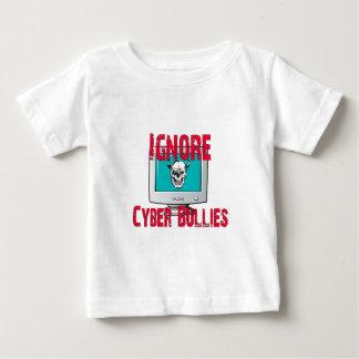 Ignore Cyber Bullies Shirt
