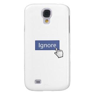 Ignore el botón de Requst del amigo