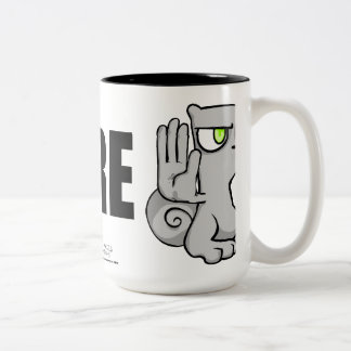 Ignore : Foamy Mug