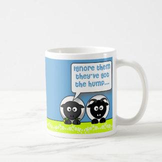 Ignore them coffee mug