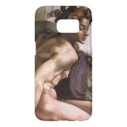 Ignudi female Sistine Chapel Michelangelo Samsung Galaxy S7 Case
