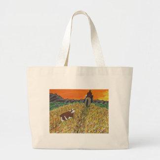 IGoing HomeMG_0212.JPG Large Tote Bag