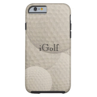 iGolf for Golf Fans iPhone 6 Case