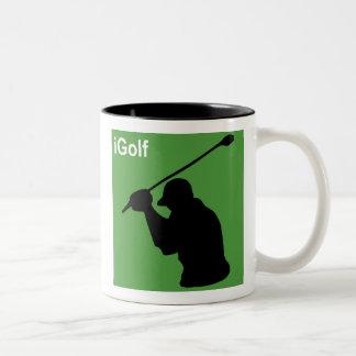iGolf mug