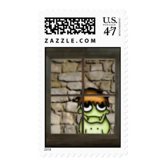 Igor at Home Postage Stamps