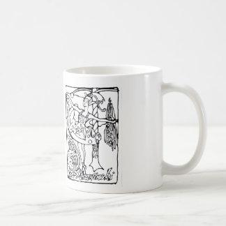 IGOR STRAVINSKI COFFEE MUG