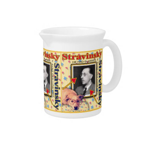 Igor Stravinsky Jarra