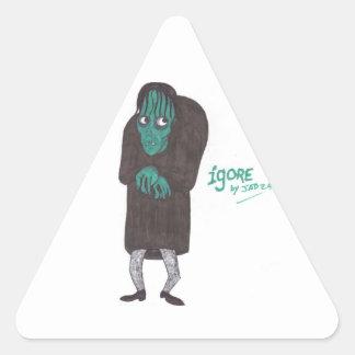 Igore Sticker