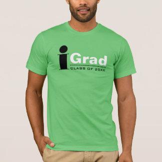 iGrad. Camisetas personalizadas de la graduación