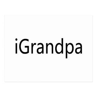 iGrandpa Postcard