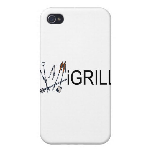 iGrill Case For iPhone 4