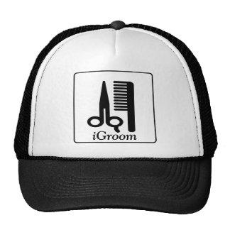 iGroom Cap Trucker Hat