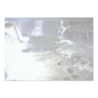 Iguacu baja del aire, frontera de la Argentina y Comunicados Personalizados