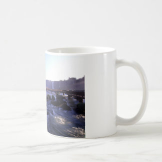 Iguacu Falls Brazil and Argentina Coffee Mug