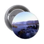 Iguacu Falls Brazil and Argentina Pinback Buttons