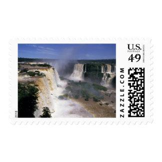 Iguacu Falls, Brazil Postage Stamp