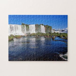 Iguacu Falls (Cataratas Do Iguacu) Puzzle