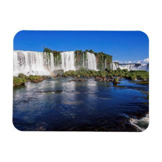 Iguacu Falls (Cataratas Do Iguacu) Rectangular Photo Magnet