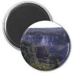 Iguacu Falls in Brazil and Argentina Magnet