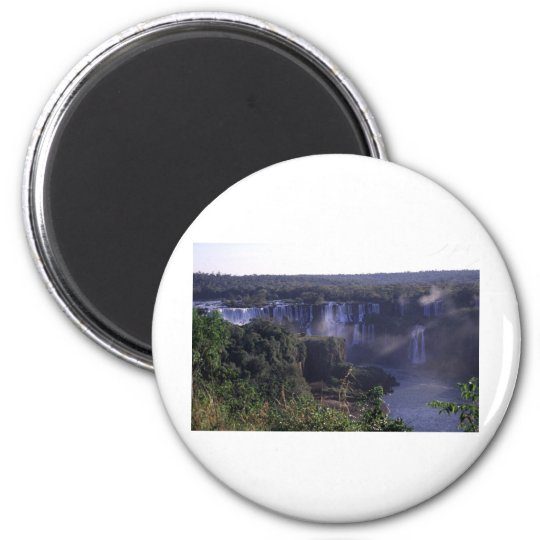Iguacu Falls in Brazil and Argentina Magnet