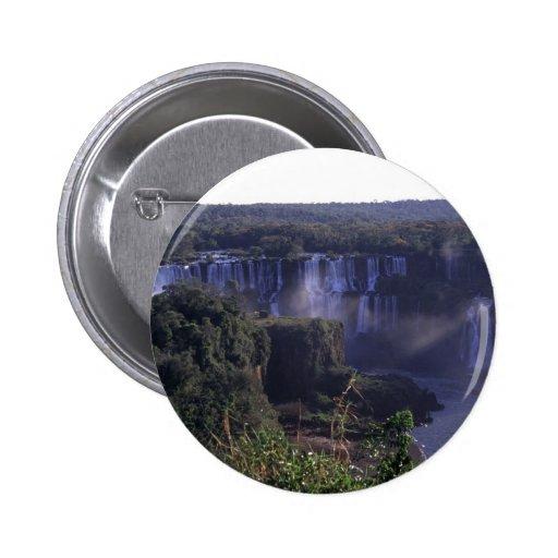 Iguacu Falls in Brazil and Argentina Pin
