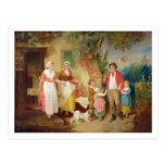 Igualación, 1799 (aceite en lona) tarjetas postales