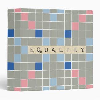 """Igualdad Carpeta 1 1/2"""""""