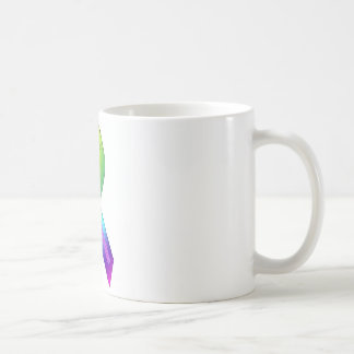 Igualdad del arco iris taza