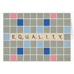 Igualdad Felicitación