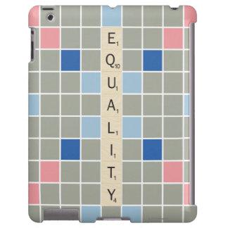 Igualdad Funda Para iPad