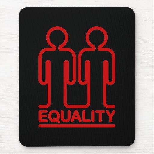 Igualdad Mousepad Tapete De Raton