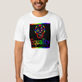 Igualdad para cada uno - incluso los muertos playera