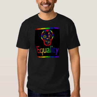 Igualdad para cada uno - incluso los muertos polera