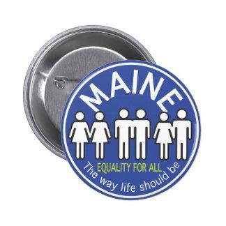 Igualdad para todo el botón pins