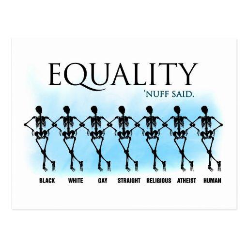 Igualdad Postal
