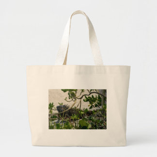 Iguana Canvas Bag