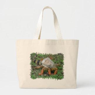 iguana bolsas de mano