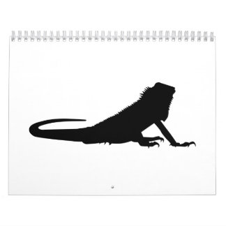 Iguana Calendarios De Pared
