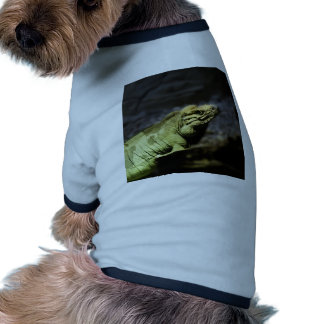 Iguana Camiseta Con Mangas Para Perro