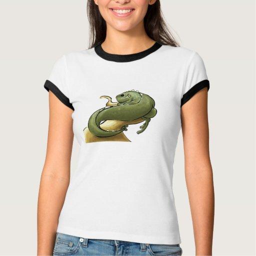 Iguana Camisetas