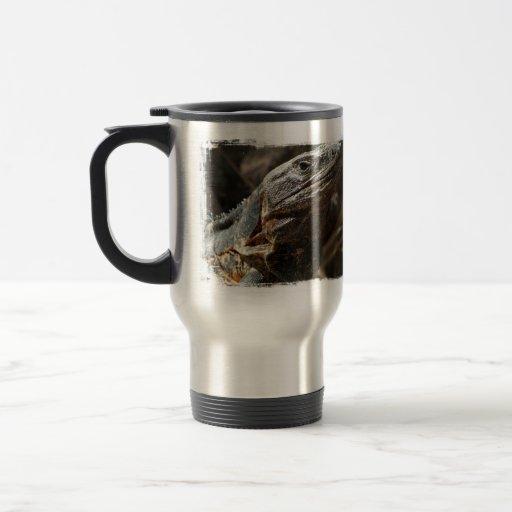 Iguana Checking You Out Mug