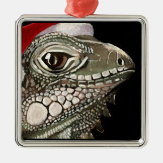 Iguana Christmas Ornament