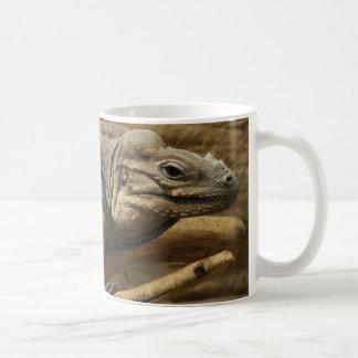 Iguana cubana taza clásica