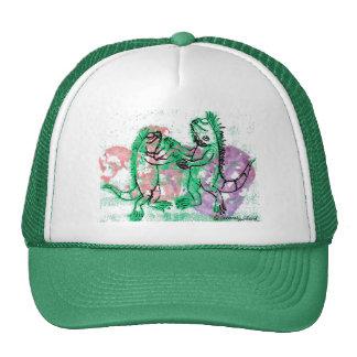 Iguana Dance with You Trucker Hat